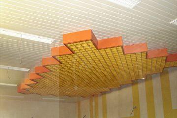 سقف کاذب باشگاه توانیر