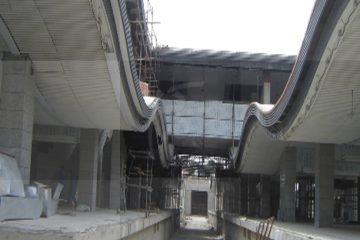 سقف کاذب ایستگاه متروی اصفهان