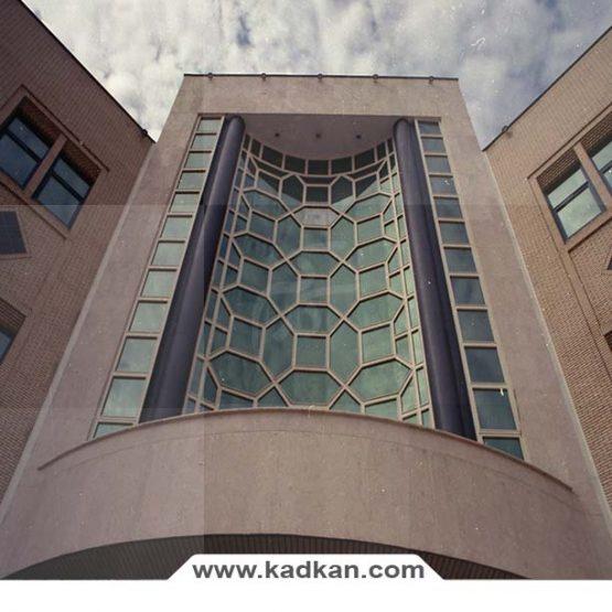 سقف کاذب فرهنگسرای خاوران