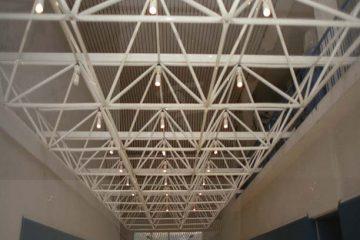 سقف کاذب نمایشگاه فیات