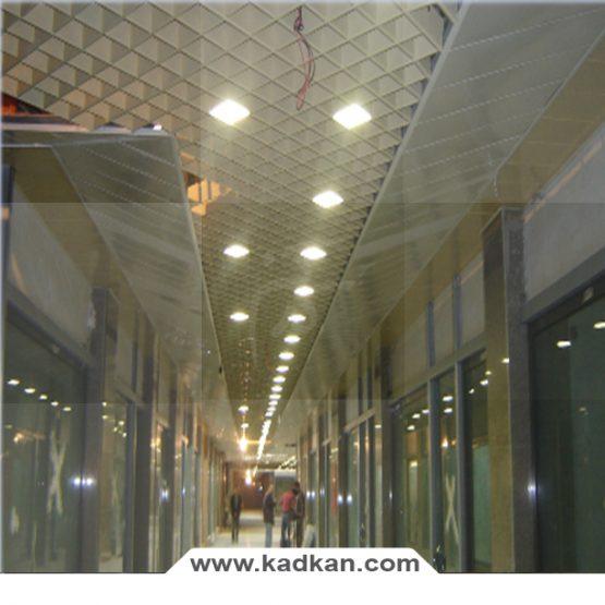 سقف کاذب مجتمع تجاری لاله