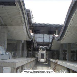سقف کاذب گریلیوم پره ای