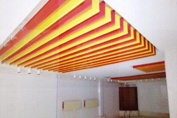 سقف کاذب استخر مسکونی