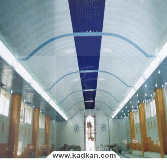 سقف کاذب استخر بانک تجارت