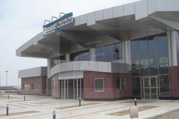 سقف کاذب ایستگاه متروی اقلید