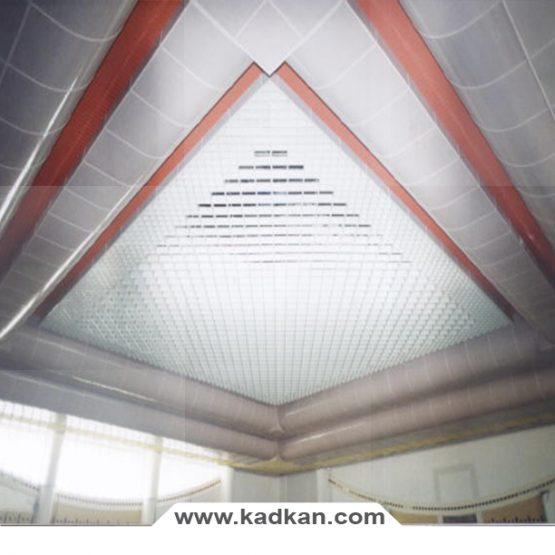 سقف کاذب استخر توانیر
