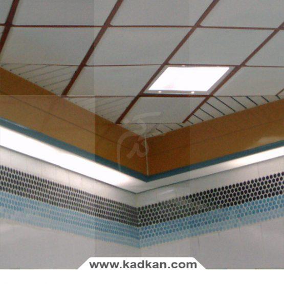 سقف کاذب استخر مجیدیه
