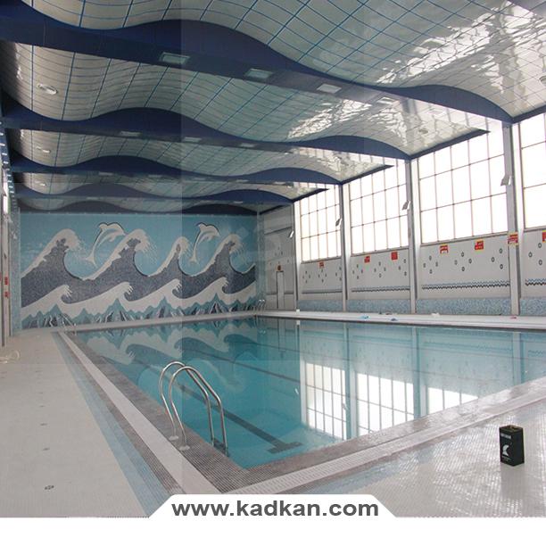 دفتر مرکزی شرکت سازه های صنعتی آذران