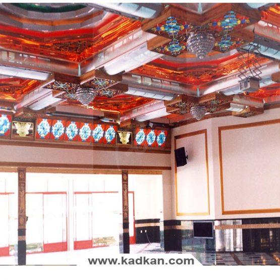 سقف کاذب باشگاه بانک کشاورزی