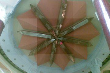 سقف کاذب برج ملت