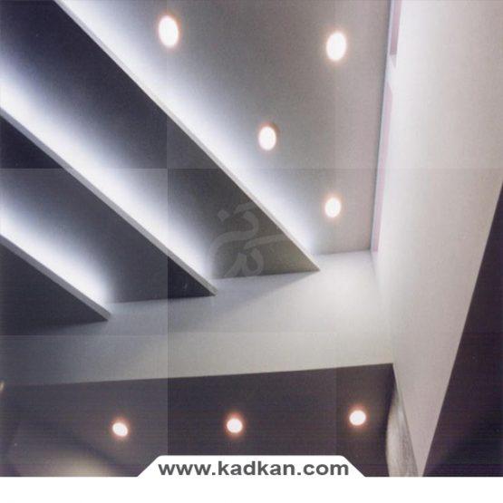 سقف کاذب تالار بانک صادرات اصفهان