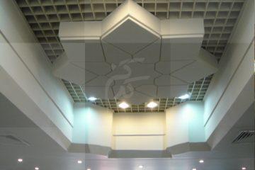 سقف کاذب نیروگاه توگا