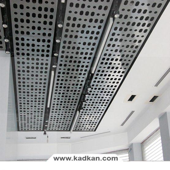سقف کاذب ساختمان یاس
