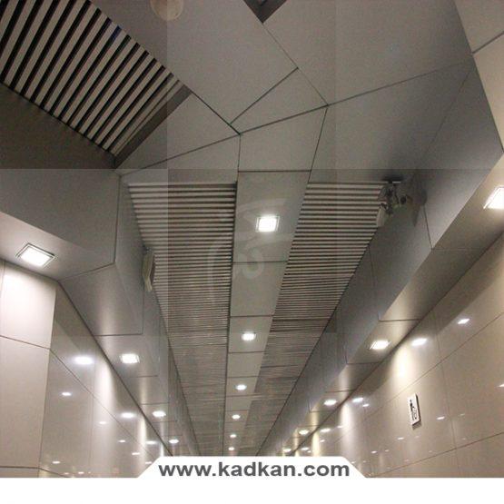 سقف کاذب ایستگاه متروی میدان ولیعصر