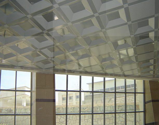 سقف کاذب جهاد دانشگاهی کرج