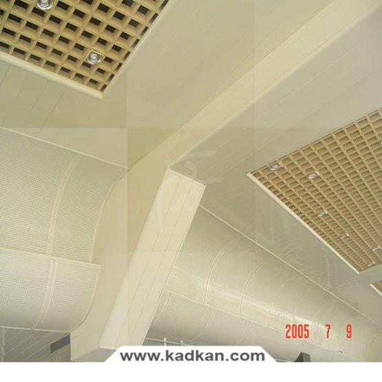 سقف کاذب ساختمان سیستم های پیشرفته صنعتی