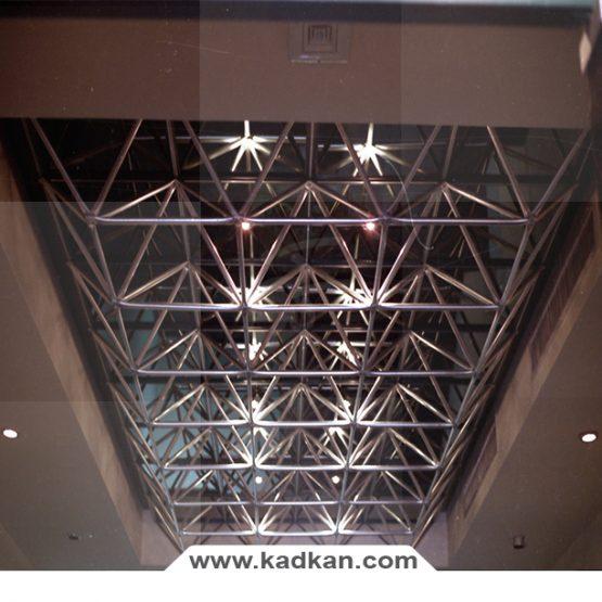 سقف کاذب بانک رفاه کارگران