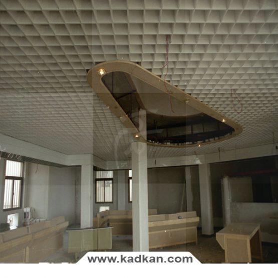 سقف کاذب دفتر هواپیمایی بندر عباس
