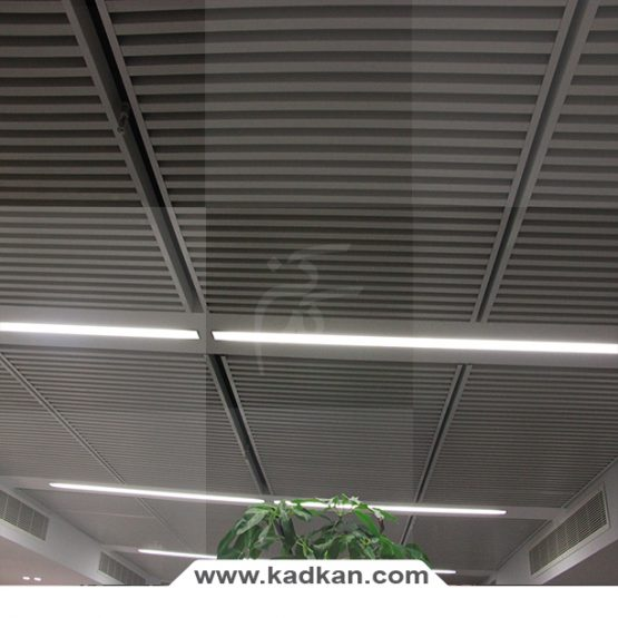 سقف کاذب ساختمان آذران
