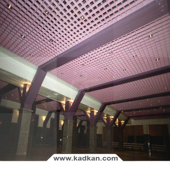 سقف کاذب ایستگاه راه اهن تهران