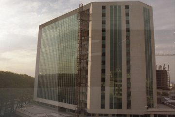 سقف کاذب برج سایه