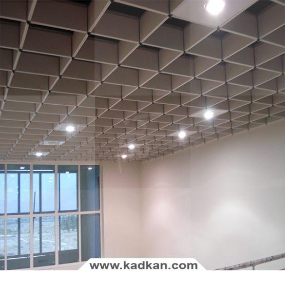 سقف کاذب دانشگاه ماهان