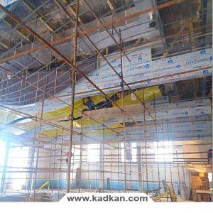 استخر بوشهر - سقف کاذب