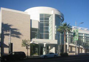 موزه رادیو و تلویزیون، بورلی هیلز