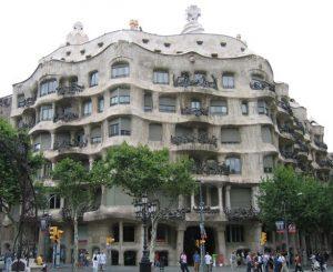 کازا میلا در بارسلون
