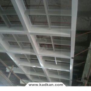 راه آهن ارومیه - سقف کاذب