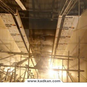 دسترسی شهدا - سقف کاذب