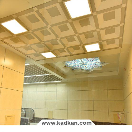 سقف کاذب - تایل