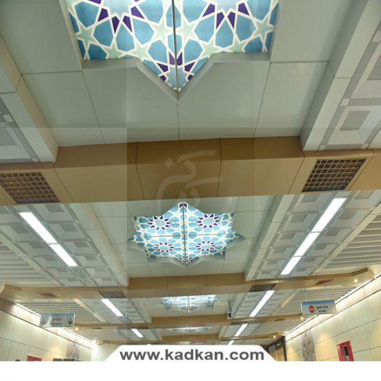 سقف کاذب - کامپوزیت