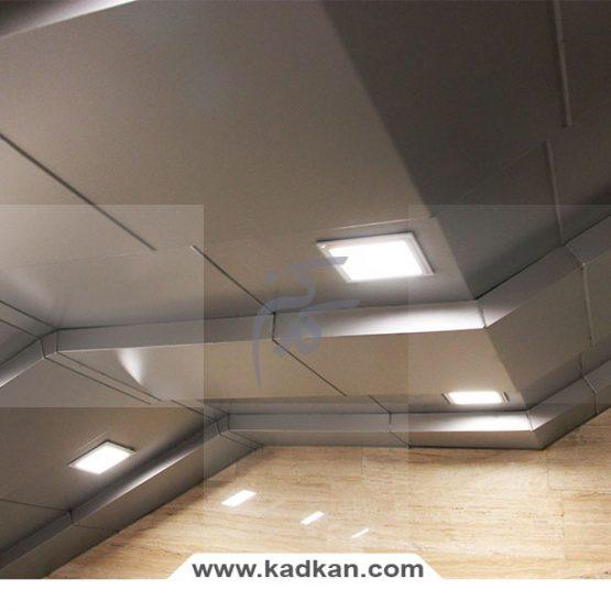 سقف کاذب - ایستگاه مترو مهدیه